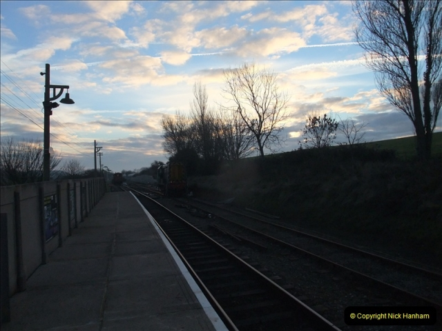 2011-01-21 New track @ Swanage. Driving 08.  (3)366