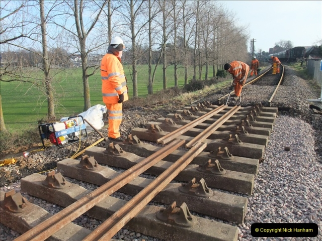 2011-01-21 New track @ Swanage. Driving 08.  (34)397