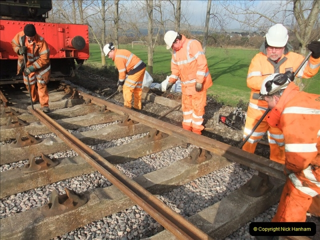 2011-01-21 New track @ Swanage. Driving 08.  (37)400