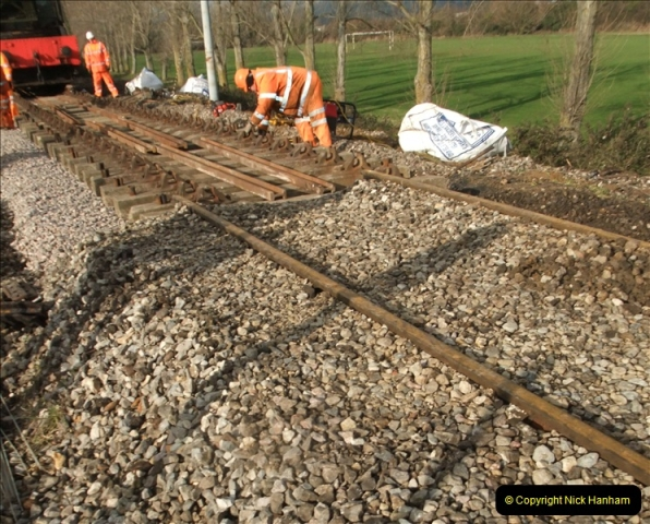 2011-01-21 New track @ Swanage. Driving 08.  (39)402