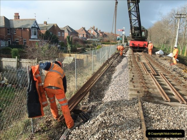 2011-01-21 New track @ Swanage. Driving 08.  (41)404