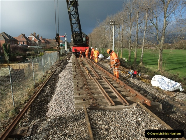 2011-01-21 New track @ Swanage. Driving 08.  (47)410