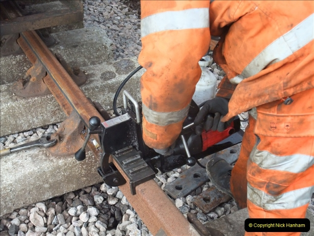 2011-01-21 New track @ Swanage. Driving 08.  (50)413
