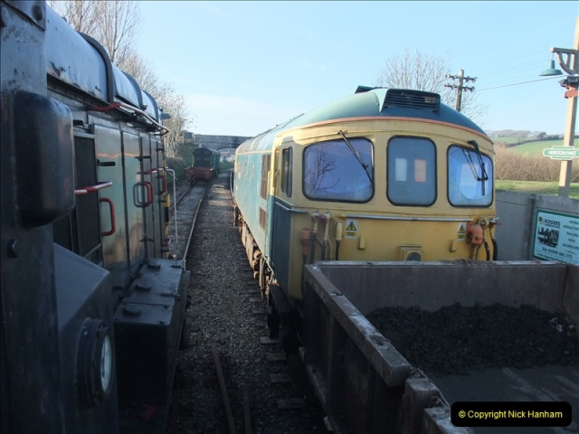 2011-01-21 New track @ Swanage. Driving 08.  (58)421