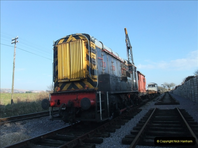 2011-01-21 New track @ Swanage. Driving 08.  (60)423