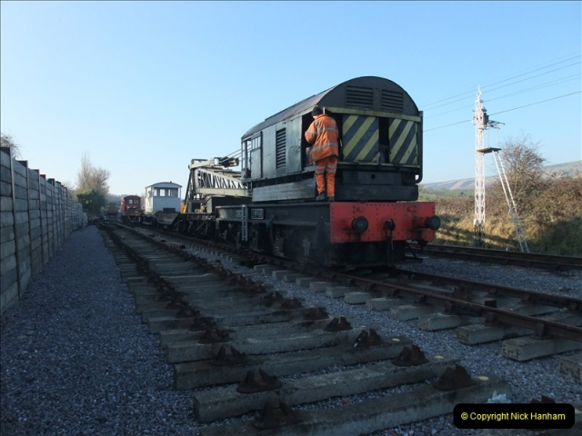 2011-01-21 New track @ Swanage. Driving 08.  (62)425