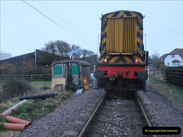 2011-01-26 New trackwork continues. Driving 08 (1)426