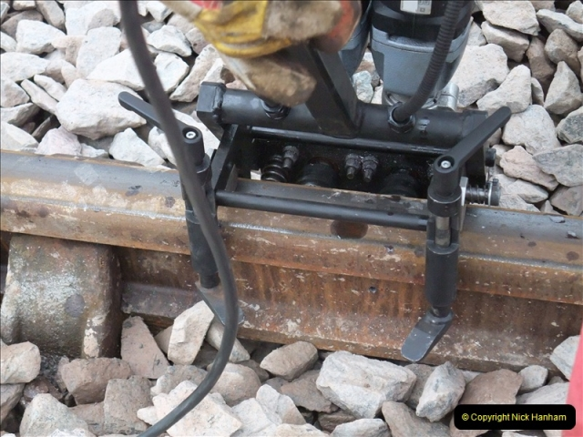 2011-01-26 New trackwork continues. Driving 08 (27)452