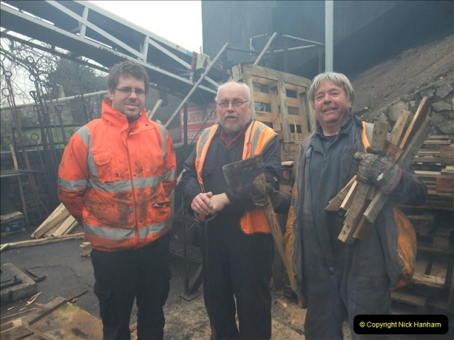 2011-02-02 SR on 08 Trackwork Continues (40)530