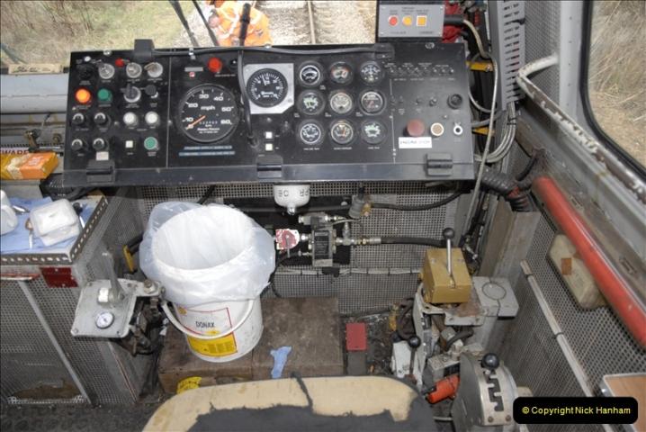 2011-02-09 Tamper visit to SR (73)604