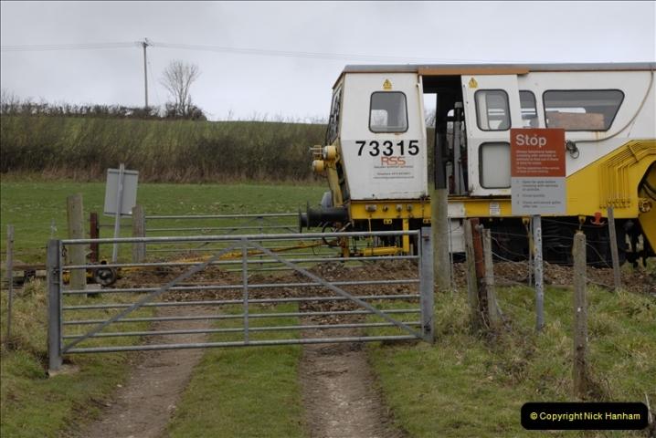 2011-02-09 Tamper visit to SR (92)623