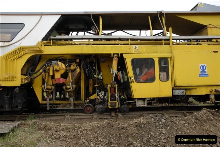 2011-02-09 Tamper visit to SR (95)626