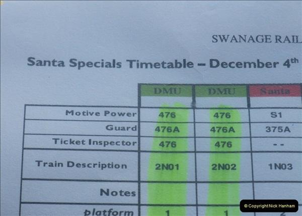 2011-12-03 Driving the DMU on Santa Specials No.1 (53)251