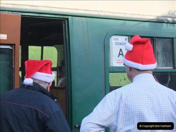 2011-12-03 Driving the DMU on Santa Specials No.1 (62)260