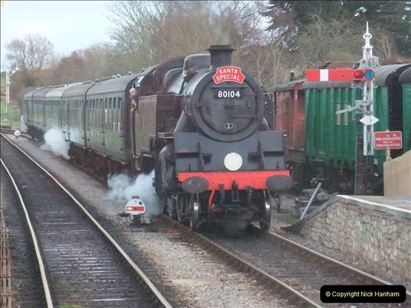2011-12-10 Driving the DMU on Santa Specials No.2 (62)342