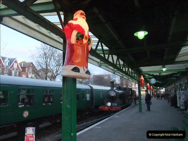 2011-12-10 Driving the DMU on Santa Specials No.2 (63)343