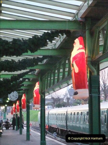 2011-12-10 Driving the DMU on Santa Specials No.2 (64)344