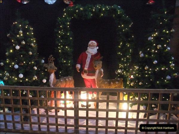 2011-12-10 Driving the DMU on Santa Specials No.2 (65)345