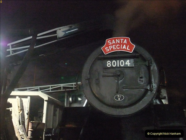 2011-12-10 Driving the DMU on Santa Specials No.2 (76)356
