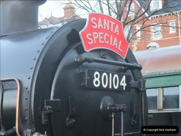 2011-12-17 Driving the DMU on Santa Specials. No.3 (15)372