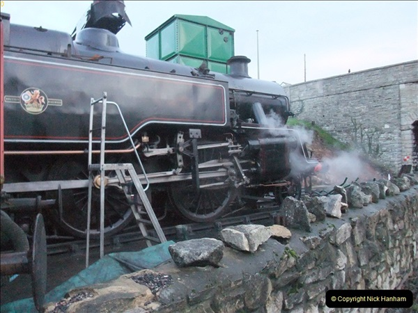 2011-12-17 Driving the DMU on Santa Specials. No.3 (3)360