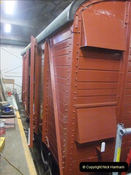 2011-12-17 Driving the DMU on Santa Specials. No.3 (65)422