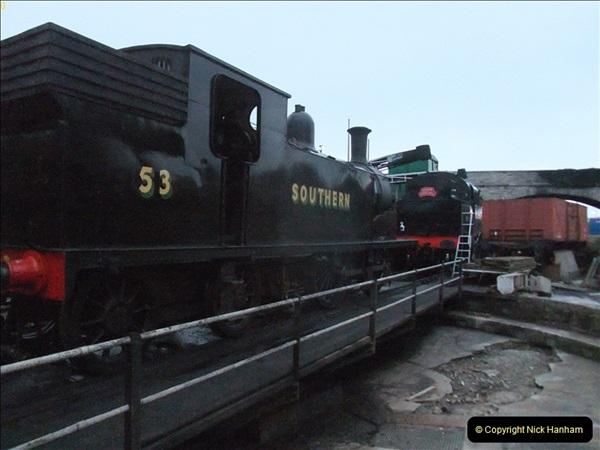 2011-12-22 Driving the DMU on Santa Specials. No.4 (3)433