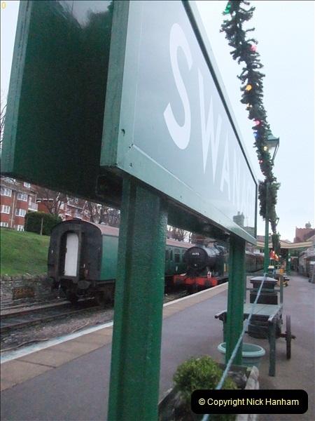 2011-12-22 Driving the DMU on Santa Specials. No.4 (8)438