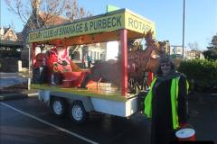 2011-12-17 Driving the DMU on Santa Specials. No.3 (18)375