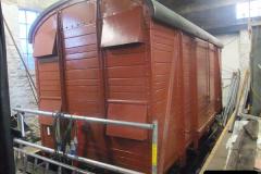 2011-12-17 Driving the DMU on Santa Specials. No.3 (66)423