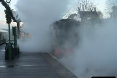 2011-12-17 Driving the DMU on Santa Specials. No.3 (8)365
