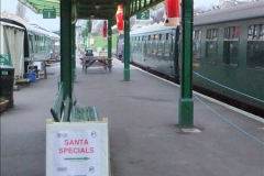 2011-12-22 Driving the DMU on Santa Specials. No.4 (14)444