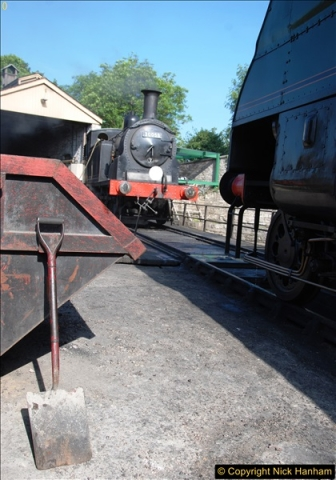2017-06-01 A morning on the Swanage Railway.  (11)0244
