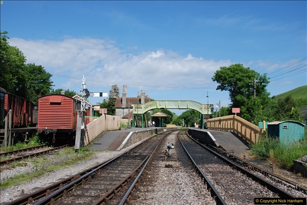 2017-06-01 A morning on the Swanage Railway.  (112)0345