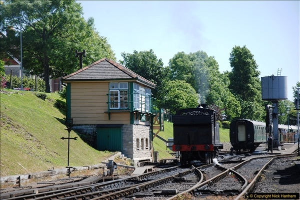 2017-06-01 A morning on the Swanage Railway.  (127)0360
