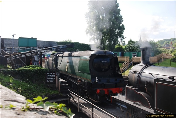 2017-06-01 A morning on the Swanage Railway.  (2)0235