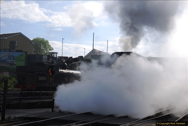 2017-06-01 A morning on the Swanage Railway.  (21)0254