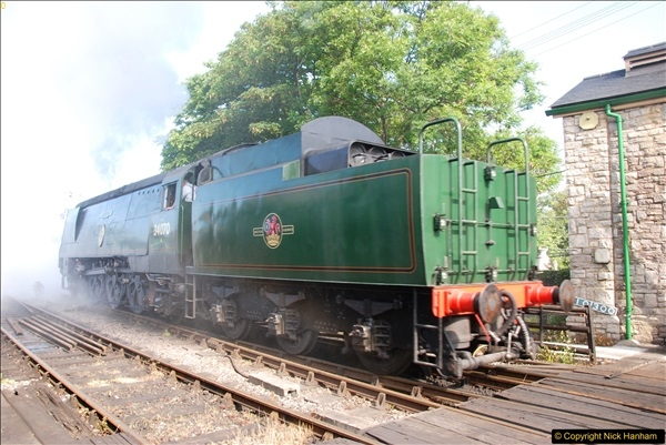 2017-06-01 A morning on the Swanage Railway.  (23)0256