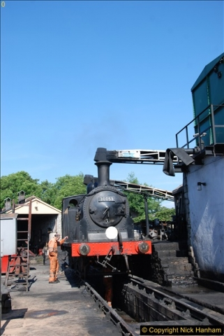 2017-06-01 A morning on the Swanage Railway.  (27)0260