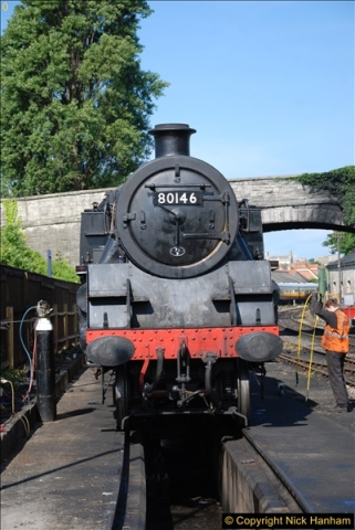 2017-06-01 A morning on the Swanage Railway.  (29)0262