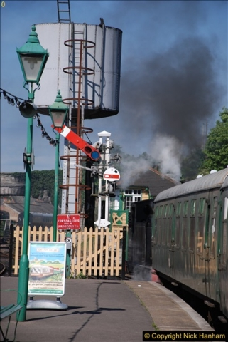 2017-06-01 A morning on the Swanage Railway.  (35)0268