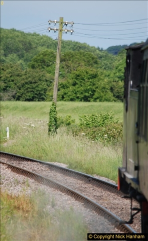 2017-06-01 A morning on the Swanage Railway.  (46)0279