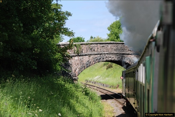 2017-06-01 A morning on the Swanage Railway.  (51)0284