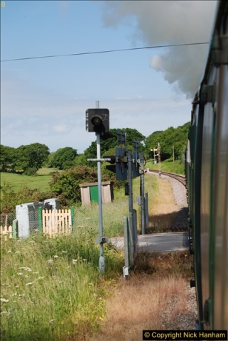 2017-06-01 A morning on the Swanage Railway.  (52)0285