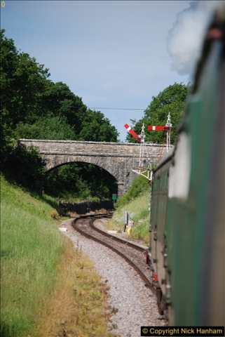 2017-06-01 A morning on the Swanage Railway.  (53)0286
