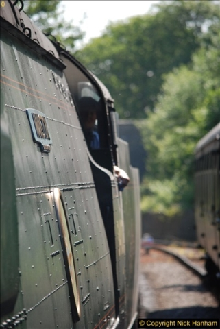 2017-06-01 A morning on the Swanage Railway.  (58)0291