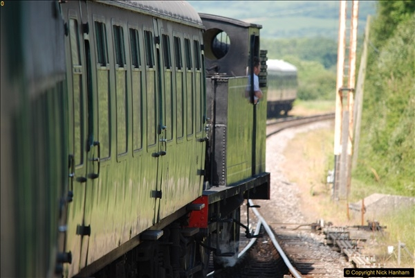 2017-06-01 A morning on the Swanage Railway.  (60)0293