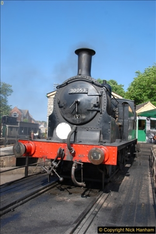 2017-06-01 A morning on the Swanage Railway.  (6)0239