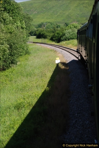 2017-06-01 A morning on the Swanage Railway.  (63)0296