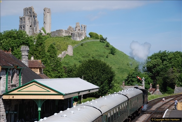 2017-06-01 A morning on the Swanage Railway.  (67)0300
